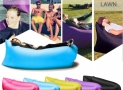 El sofa auto-inflable: la tumbona ideal para la playa